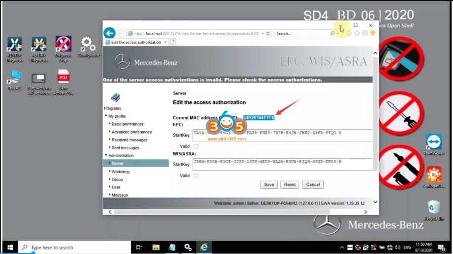 Activate Benz 2021 3 04