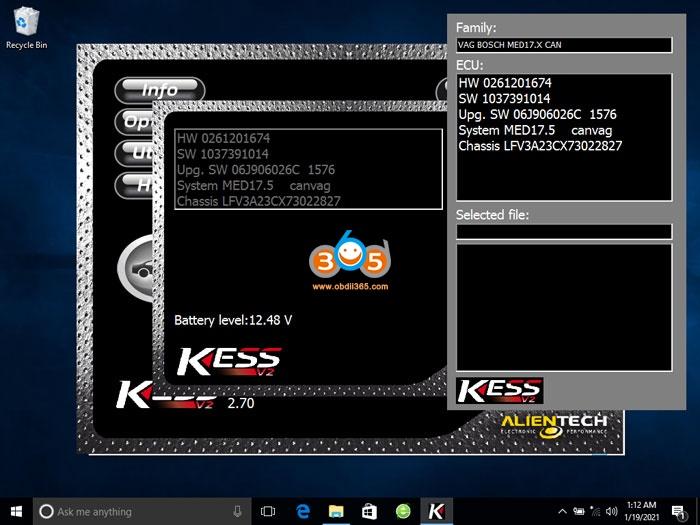 Kess V2 V270 4