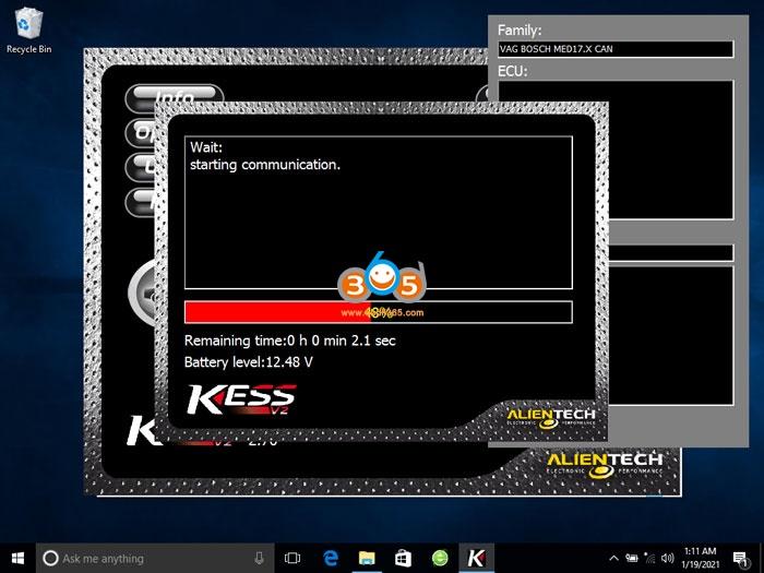 Kess V2 V270 5