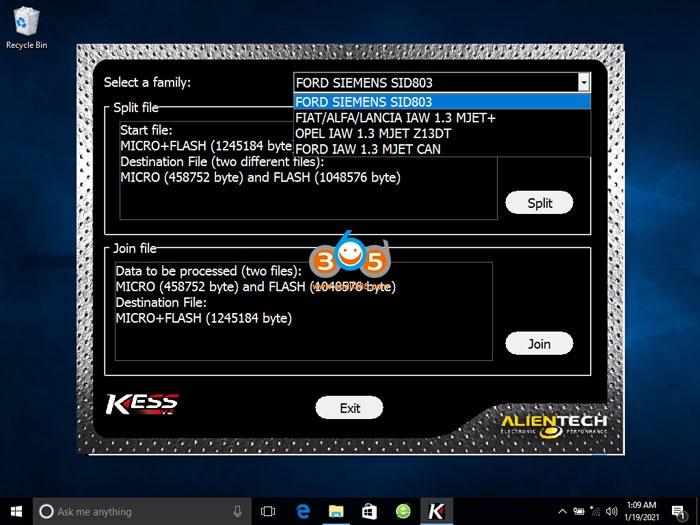 Kess V2 V270 7