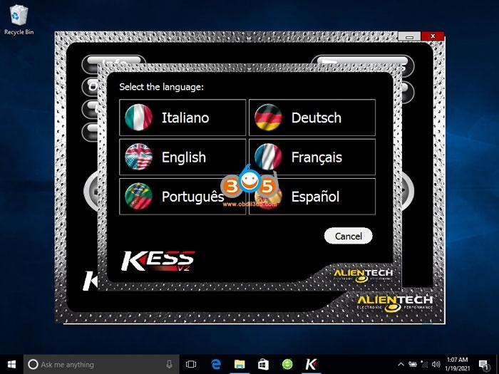 Kess V2 V270 8