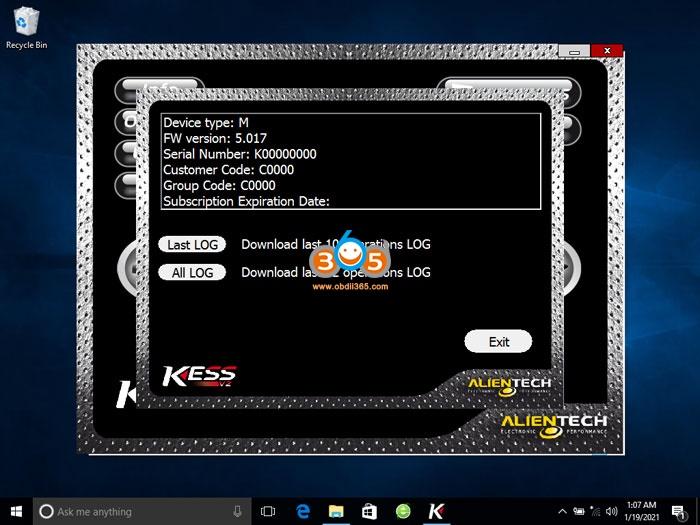 Kess V2 V270 9