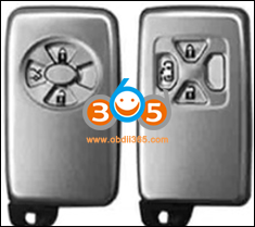Lonsdor 4d Key Sa2031
