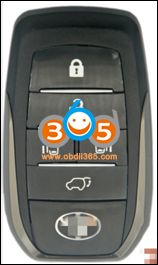 Lonsdor 4d Key Sa2032