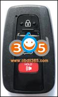 Lonsdor 8a Key 0010 3