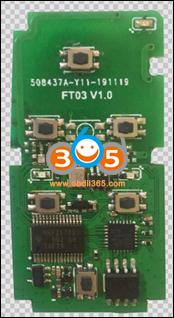 Lonsdor 8a Key 0120 1