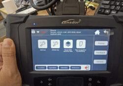 Lonsdor K518ise Volvo V40 2012 2018 Smart Key 02