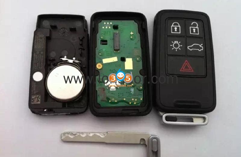 Lonsdor K518ise Volvo V40 2012 2018 Smart Key 09