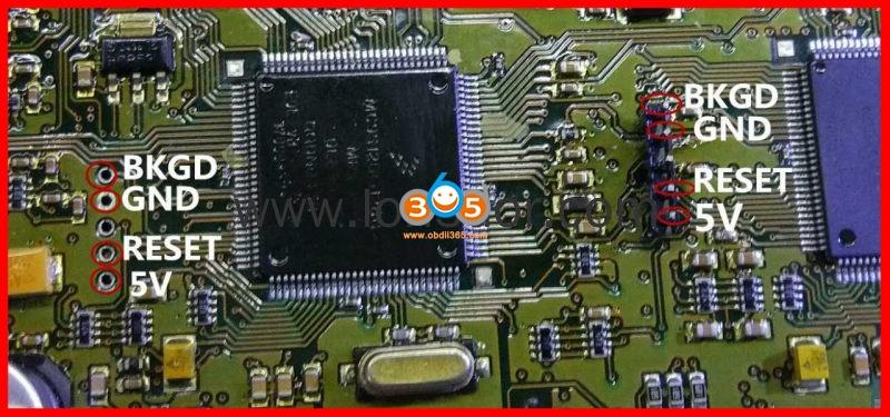 Lonsdor K518ise Volvo V50 S40 2004 2012 Key Programming 04