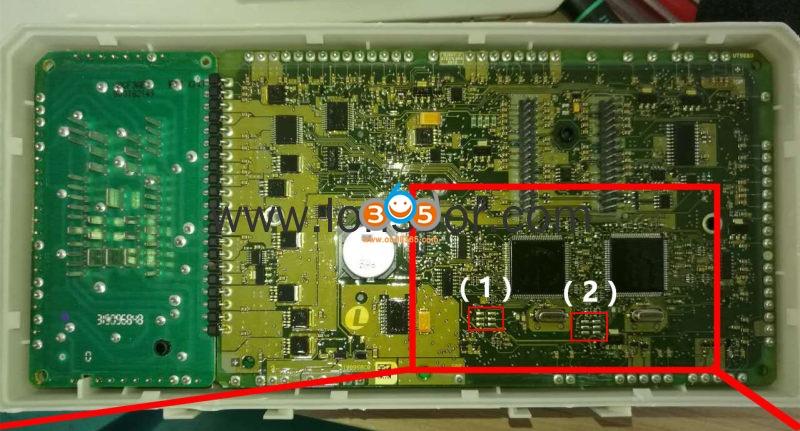 Lonsdor K518ise Volvo V50 S40 2004 2012 Key Programming 05
