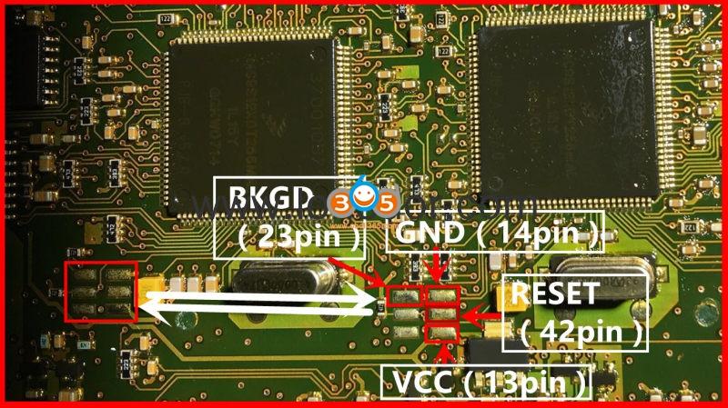 Lonsdor K518ise Volvo V50 S40 2004 2012 Key Programming 06
