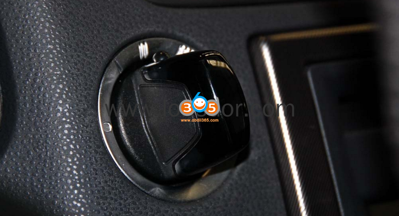 Lonsdor K518ise Volvo V50 S40 2004 2012 Key Programming 14