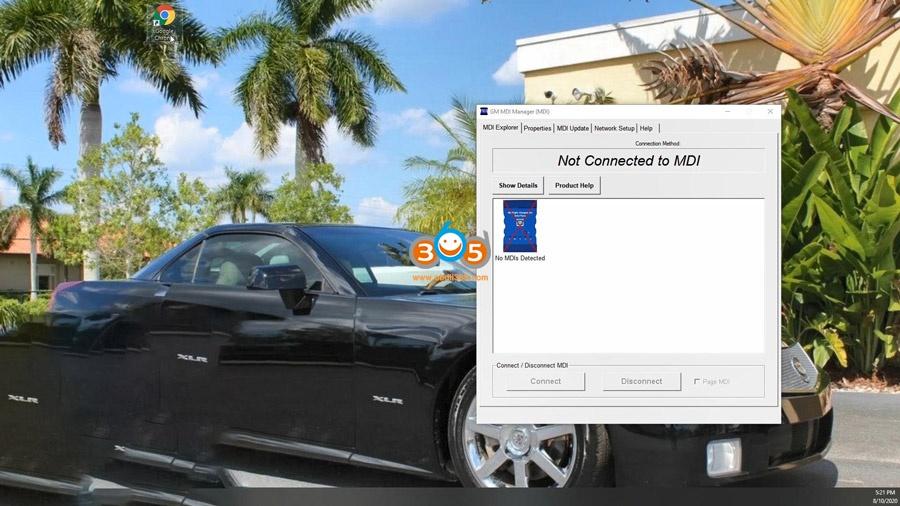 Using Mdi2 Clone Sds To Program Ecm 05