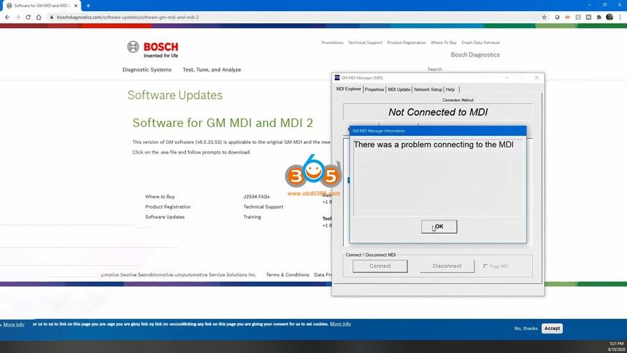 Using Mdi2 Clone Sds To Program Ecm 07