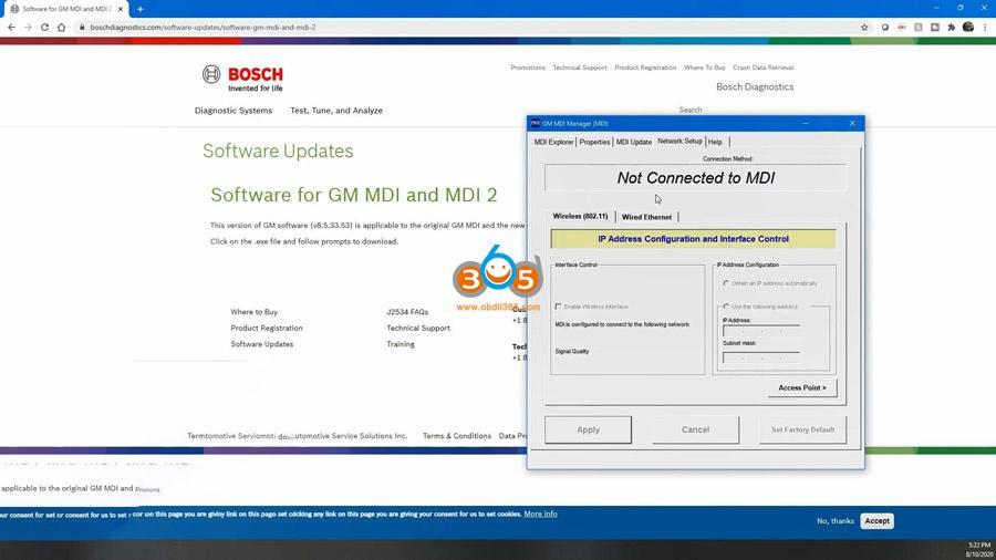 Using Mdi2 Clone Sds To Program Ecm 08
