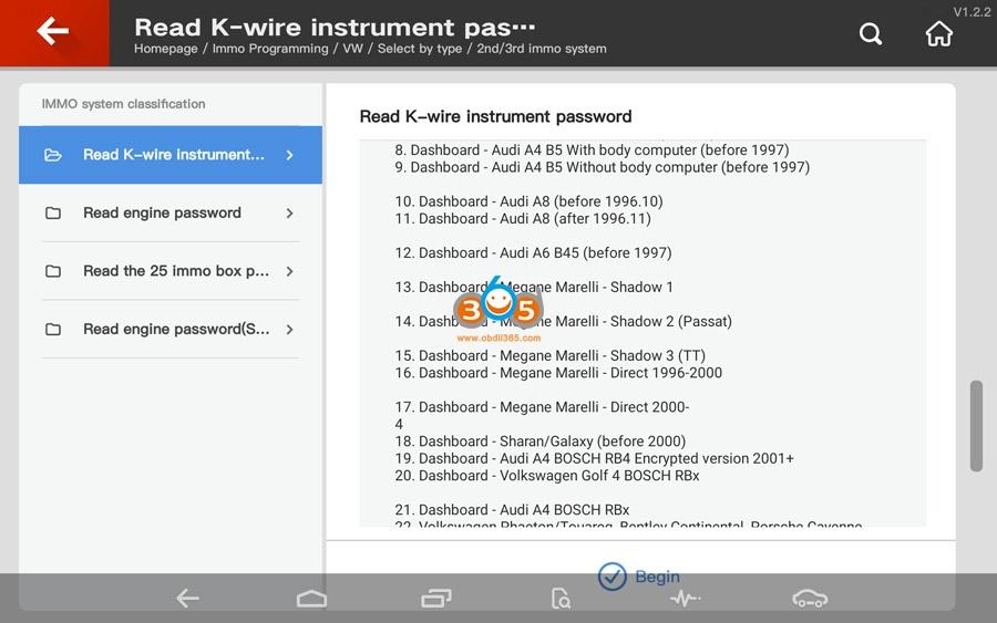 Vvdi Key Tool Plus Vw 2nd 3rd Immo Programming 02