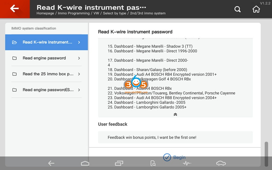 Vvdi Key Tool Plus Vw 2nd 3rd Immo Programming 03