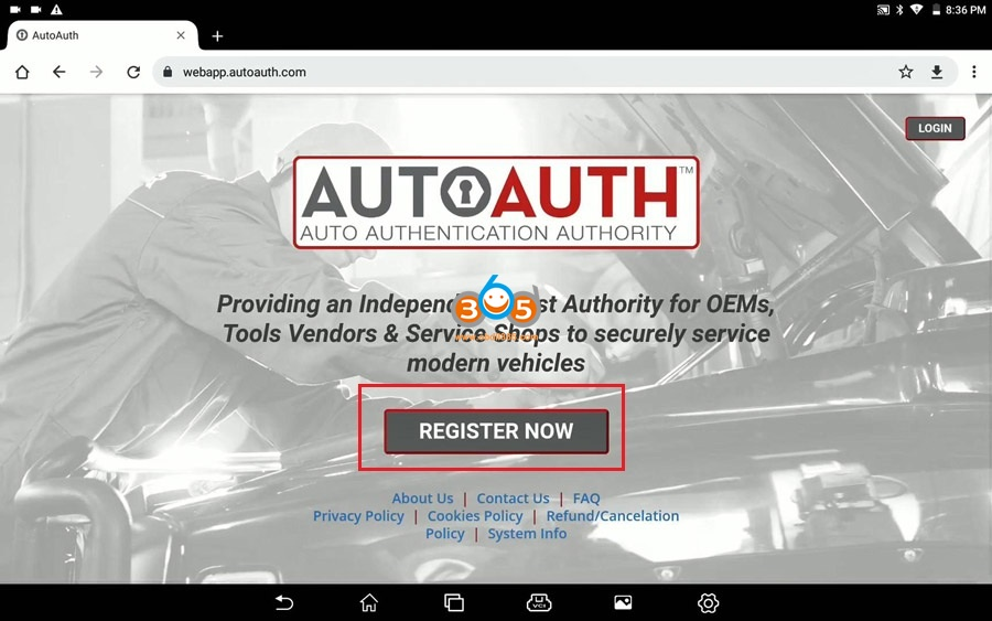 Launch Scan Tools Usa Fca Security Gateway Access 02
