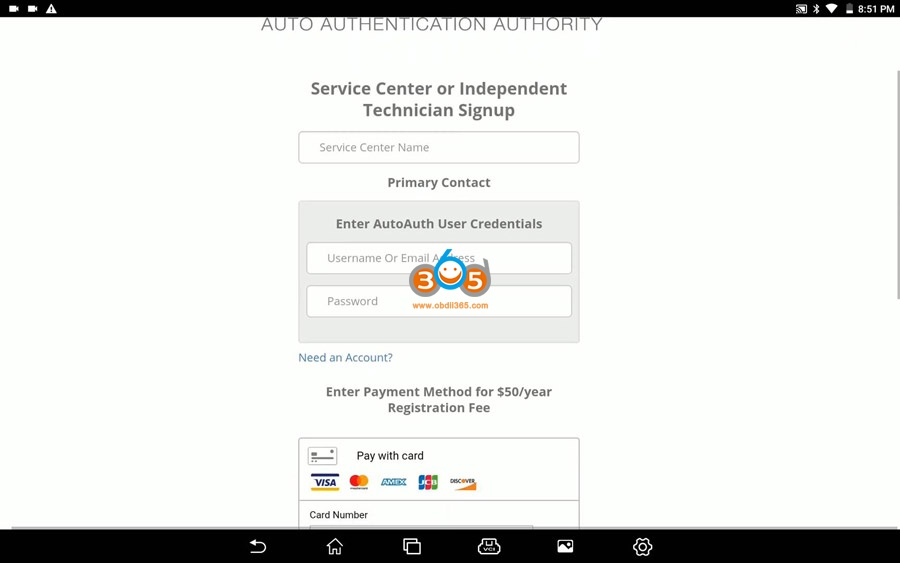 Launch Scan Tools Usa Fca Security Gateway Access 04