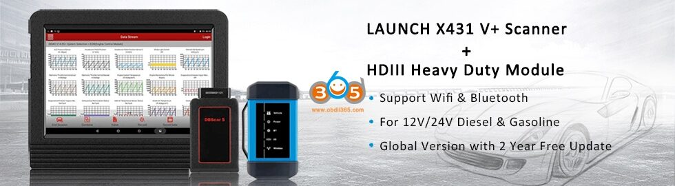 Launch X4311 V Hd Iii