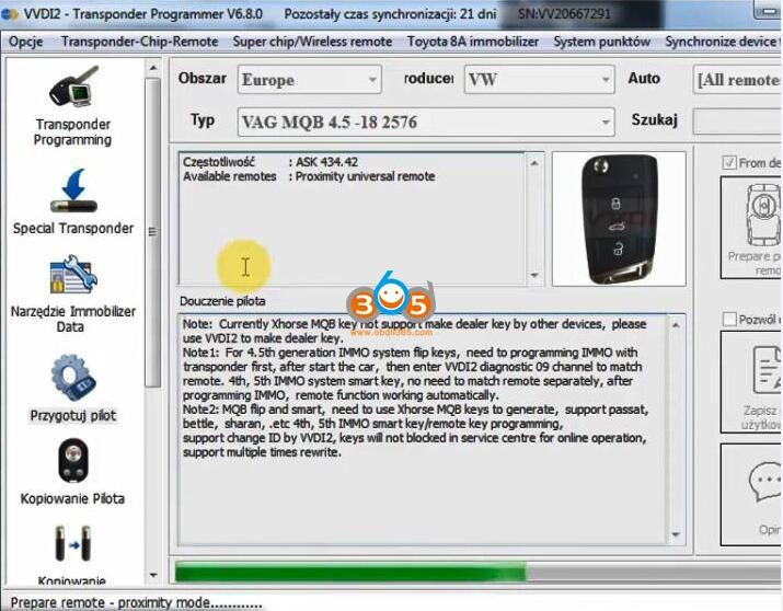 Vvdi2 Obd Helper Program Vag Immo 4 5 Megamos Aes Akl 06