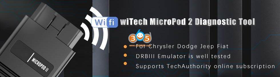 Wifi Witech Micropod 2