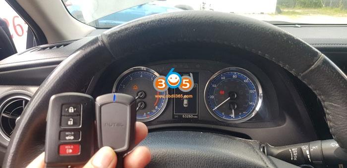 2018 Toyota Corolla Success With APB112 Emulator,