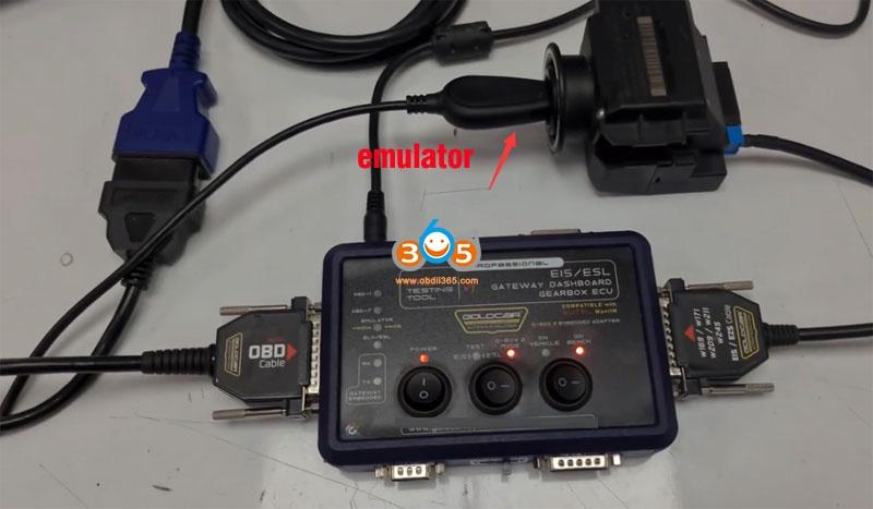 Autel Im608 Mb Test Tool W209 W211 Password 16