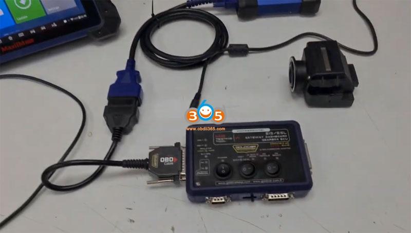 Autel Im608 Mb Test Tool W209 W211 Password 3