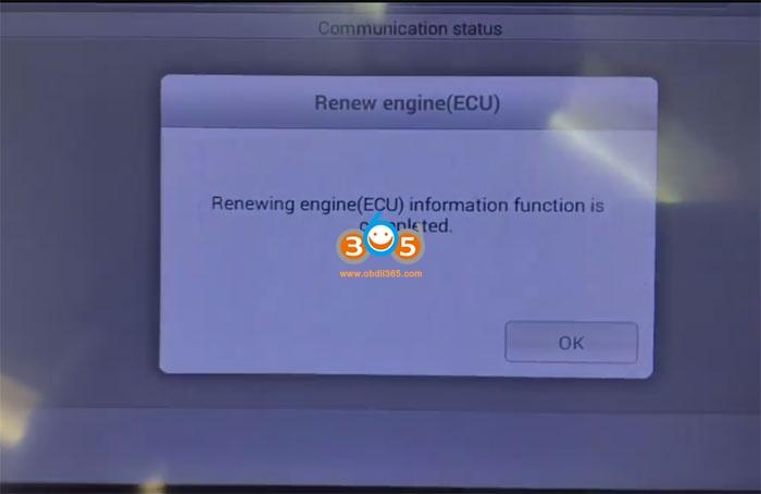 Autel Im608 Renew Ecu Cr3 15