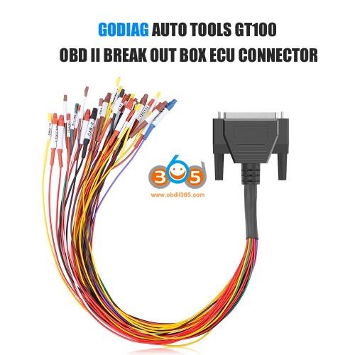 Godiag Jumper Cable 06