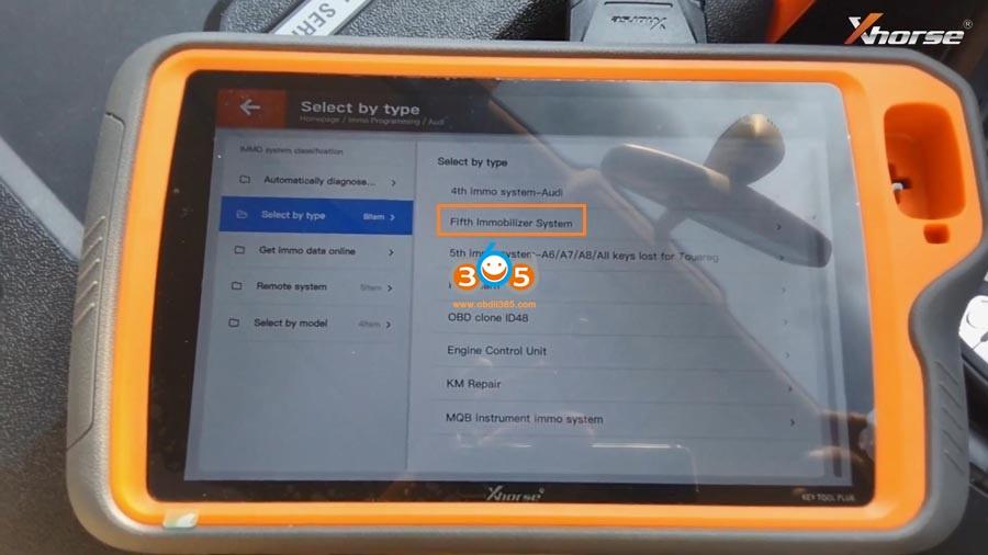 Vvd Key Tool Plus Audi A4 2013 Akl 03