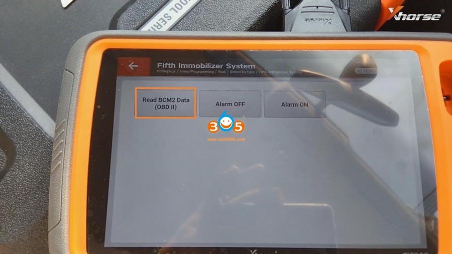 Vvd Key Tool Plus Audi A4 2013 Akl 06