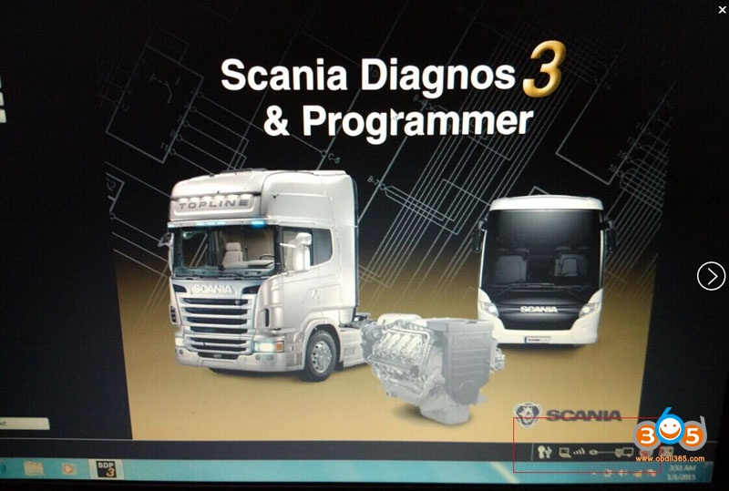 Configure Wifi Scania Vci3 6