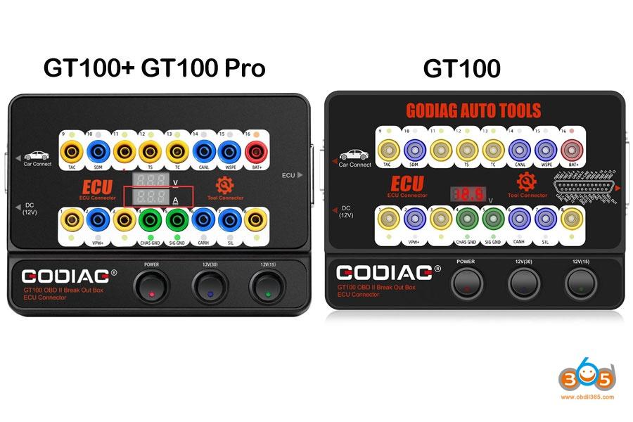 Gt100 Pro Vs Gt100