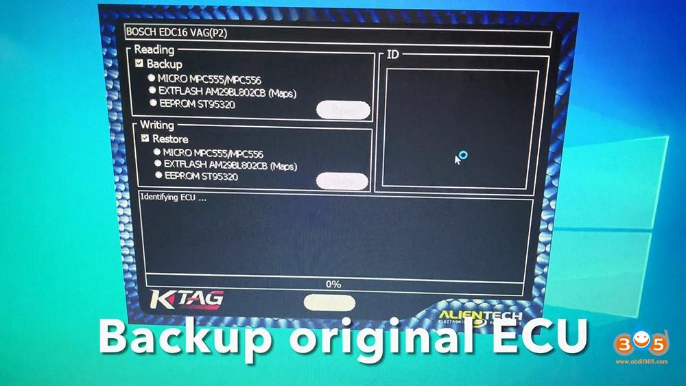 Ktag Clone Bosch Edc16 Ecu 03
