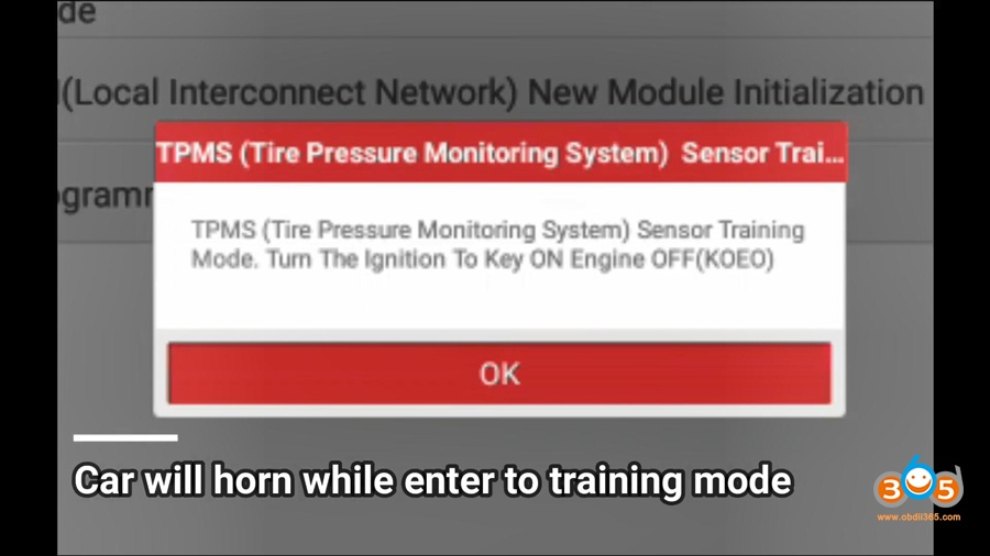 Launch X431 V Relearn Tpms 13