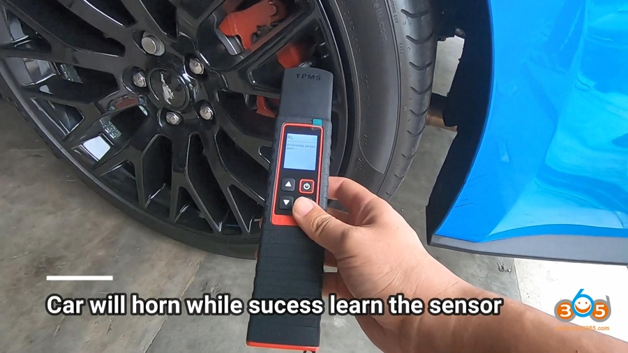 Launch X431 V Relearn Tpms 21