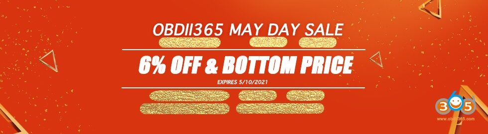 Obdii365 Labor Day Promotion