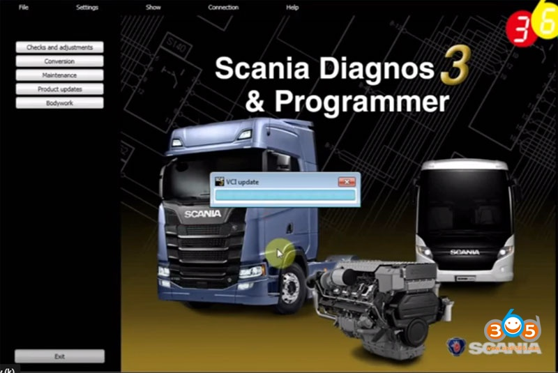 Update Scania Sdp3 Vci3 Firmware 2
