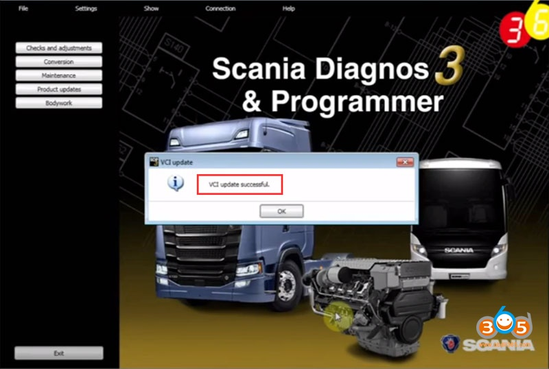 Update Scania Sdp3 Vci3 Firmware 3