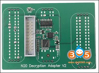 Yanhua Acdp Bmw Bench Adapter 01