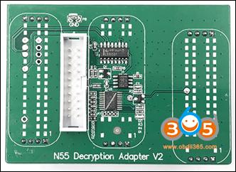 Yanhua Acdp Bmw Bench Adapter 02