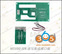 Yanhua Acdp Bmw Bench Adapter 12