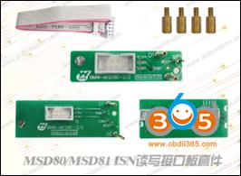 Yanhua Acdp Bmw Bench Adapter 13