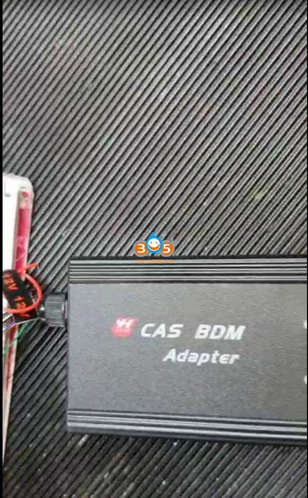 Yanhua Digimaster3 Read Bmw Cas3 04