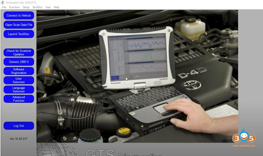 Techstream V16 00 017 Software 2