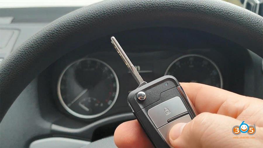 Autel Maxiim Im508 Skoda Octavia 2013 All Keys Lost 01