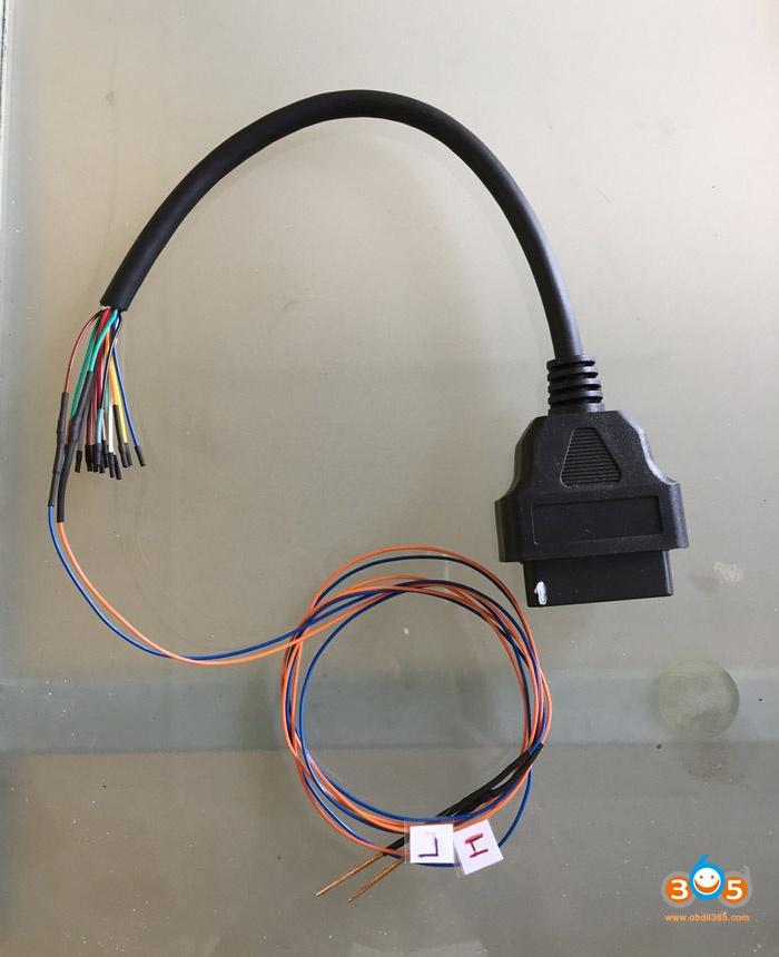 Diy Lonsdor Sgw Cable