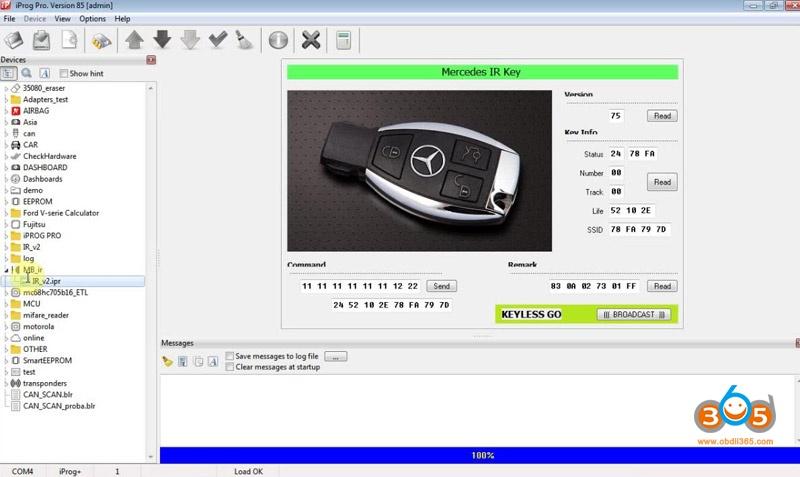 Install Iprog V85 Software 8